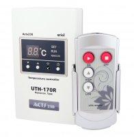 Терморегулятор для теплого пола Uriel UTH-170R c пультом Д/У