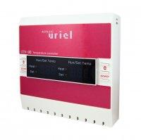 Терморегулятор для теплого пола Uriel UTH-90 на два помещения