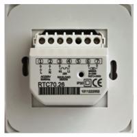 Терморегулятор RTC 70.26 вид сзади